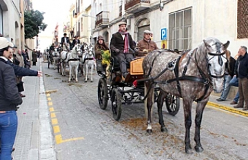 Parade of the Three Rounds ('Tres Tombs')